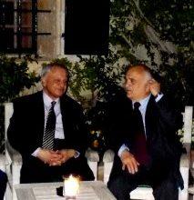 with prince Hassan jordan 1